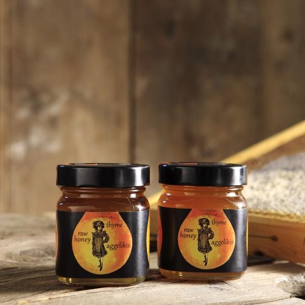 Raw Thyme Honey