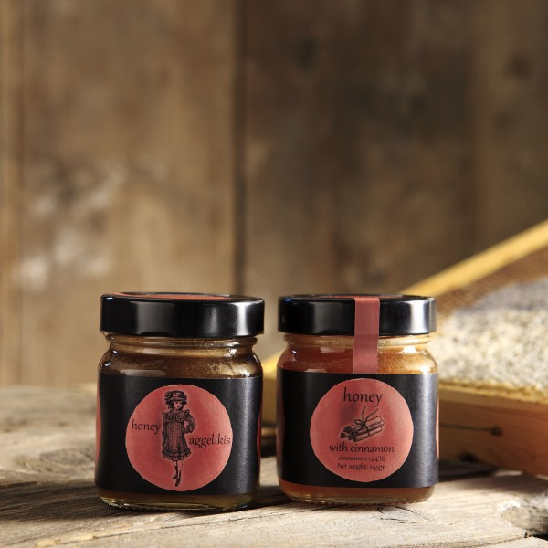 Honey with Ceylon Cinnamon
